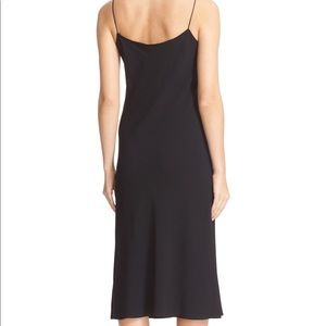 BNWT Theory Telson Rosina Crepe Dress